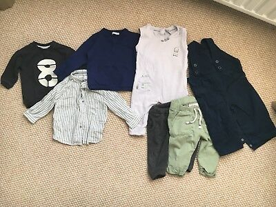 Bundle of Baby Boys Clothes 6-9 Months, Zara, Cos, Little White Company