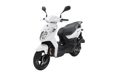 Sym Symply 2 125cc scooter moped learner legal