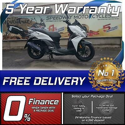 Sym Jet 14 125cc scooter moped learner legal commuter