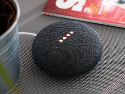 Google Home Mini Charcoal - Free Shipping to US, Canada, Australia and Germany