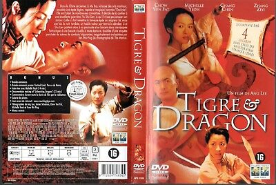 DVD - Tigre et Dragon (TBE)