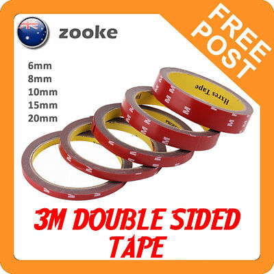 3M Super Strong Double Sided Adhesive Sticky Tape for Vehicle Car Acrylic Foam