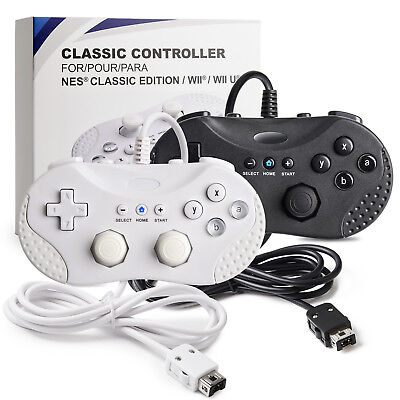 Wired Controller Gamepad For Super NES SNES Classic Mini Edition Console US SHIP