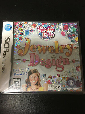 STYLE Lab Fashion Design FOR NINTENDO DS BRAND NEW AND SEALED