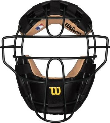 Wilson New View Umpire's Facemask / Adult Size One size fit's all Umpire gear