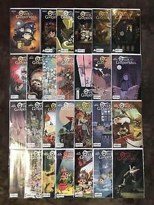 Over the Garden Wall Mini Series & Ongoing Complete Sets + More! 1st Prints M/NM