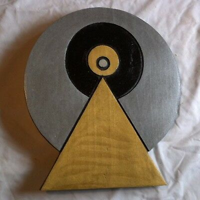 Star Trek Vulcan 3D routed carved wood sign bar prop sci fi New