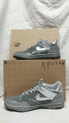 eec76a5558a4 Nike Sky Force 88 Low Mighty Crown LTR QS Sz. 9 Reflective Air 503767-