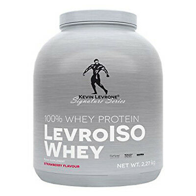 Kevin Levrone® Signatures Series - Levro Iso Whey, Isolat WPI, Eiweiss Protein,