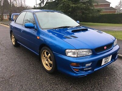 Subaru Impreza Type Ra Lightweight Model Limited Editon- Fresh Import- Zero Rust