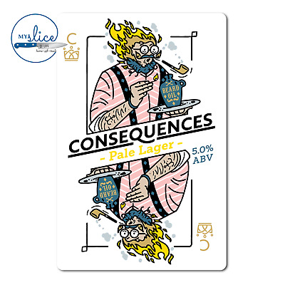 All Inn Brewing Co. Fresh Wort Kit Consequence Pale Lager