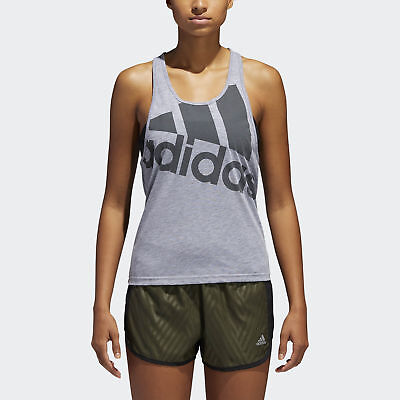 adidas Ultimate 2 Logo Tank Top Women's