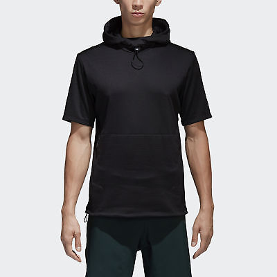 adidas Hooded Workout Top Men's