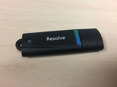 DaVinci Resolve Studio USB Dongle, Activates Resolve 12,12.5 & 14, SAVE MONEY!!