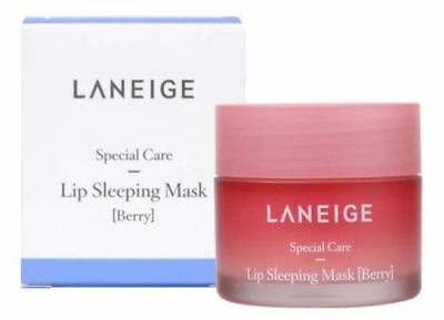 Original LANEIGE LIP SLEEPING MASK Sleeping Care 20g Berry