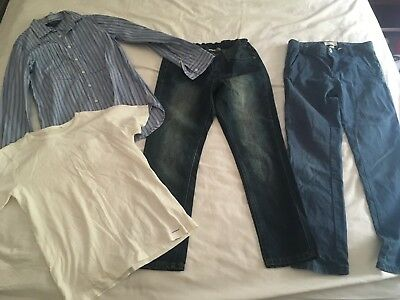 Boys bulk lot size 10 Ralph Lauren, Country Road, Seed Heritage