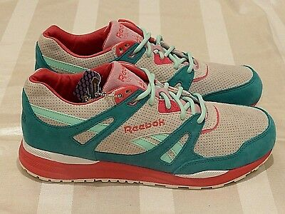 new product b4d94 7a0b4 REEBOK Ventilator X Sneaker Politics  Pink Lake  Limited (9US) pump ultra  air