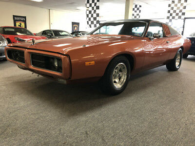 1973 Dodge Charger  440 engine big block free shipping clean project cheap muscle collector v8 rare