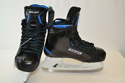 Bauer Nexus 1N Ice Hockey Skates Senior 9 EE (0212-BA-1N-9EE)