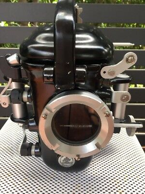 Bolex Paillard Underwater Housing H16 Cameras Full Restored