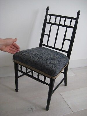 Antique Arts & Crafts Aesthetic Child's Chair