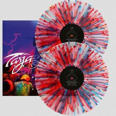 TARJA Colours in the Dark - 2LP / Vinyl (clear splatter) - NIGHTWISH