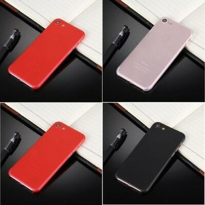 Ultra-Thin Case 0.3mm for iPhone Slim Hard Protective Cover Design