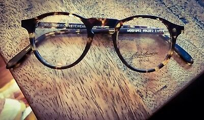 Anglo American Eyewear 242 Vintage Spectacles/Frames - Retail £150