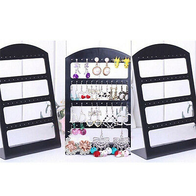Fashion jewelry display L style organizer earrings display stand tools FO