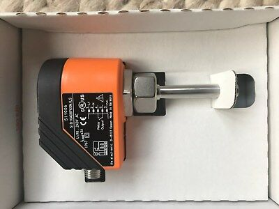 Ifm Si1006 Flow Monitor