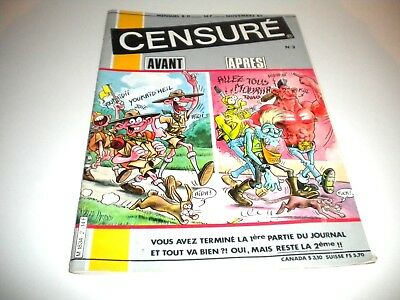Magasine BD Censuré N°2