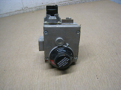 AO Smith 182791-006 37C73U-641 Water Heater Control Gas Valve Thermostat Used