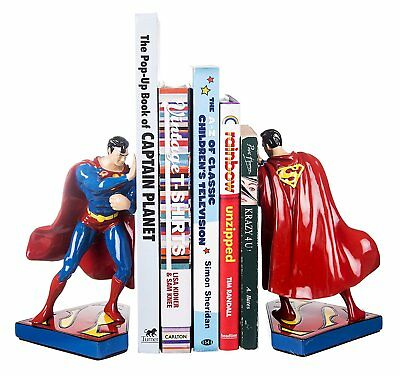 DC Comics - Superman Figure Bookends
