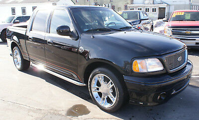 2001 Ford F-150 SuperCrew 2001 Ford F-150 Harley Davidson Edition SuperCrew Lowest Mileage in the Country