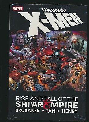 Uncanny X-Men: Rise and Fall of the Shi'ar Empire (Hardcover)
