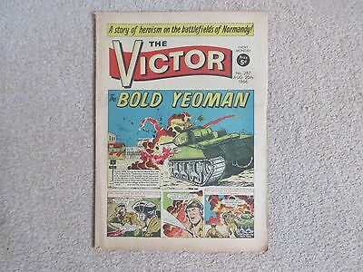 THE VICTOR COMIC No 287-  AUG 20th 1966 - THE BOLD YEOMAN