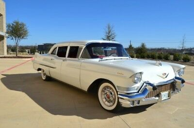 1957 Cadillac Other SERIES 75 FLEETWOOD LIMOUSINE 57' Caddy Series 75 LIMO *Full Restoration | Price-dropped $10K | Trades Welcome