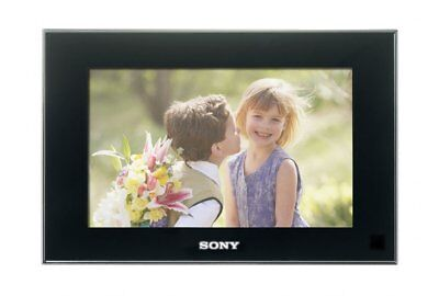 SONY DPF-D70 7-Inch LCD Screen Digital Photo Frame w/Remote Control Mint Cond