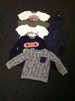 Boys Clothes Bundle Size 2-3 years