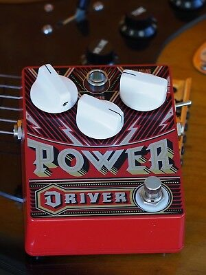 DrNo Power Driver Mk2 99c Auction NO RESERVE. RRP $349.00 LAST ONE AVAILABLE!