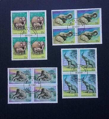 Tanzania mint & used stamps