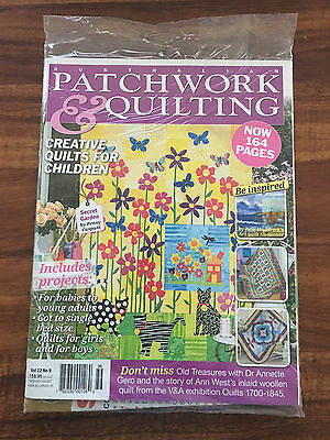 Australian Patchwork and Quilting Vol 22 No 9