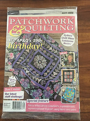 Australian Patchwork and Quilting Vol 22 No 12