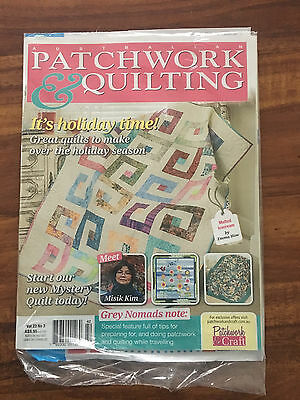 Australian Patchwork and Quilting Vol 23 No 3