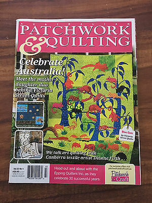 Australian Patchwork and Quilting Vol 23 No 4