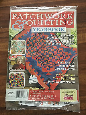 Australian Patchwork and Quilting Vol 23 No 5 2014 Yearbook