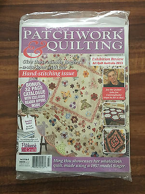 Australian Patchwork and Quilting Vol 23 No 8