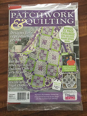 Australian Patchwork and Quilting Vol 23 No 9