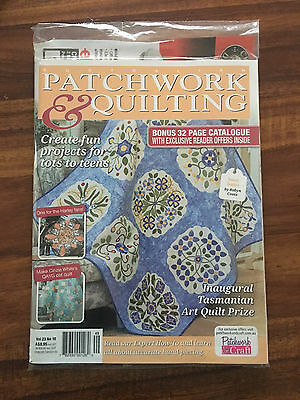 Australian Patchwork and Quilting Vol 23 No 10