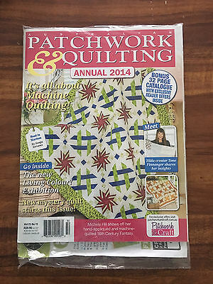 Australian Patchwork and Quilting Vol 23 No 11 Annual 2014